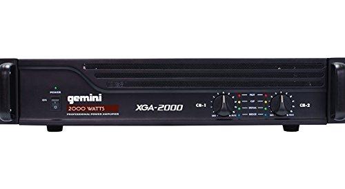 Gemini 0020108187 GA2000 Verstärker