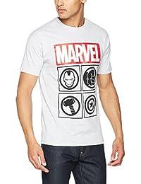 Marvel Avengers Icons, T-Shirt Homme