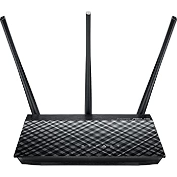 Asus RT-AC1200GPLUS Router Wireless Gigabit Dual Band AC1200