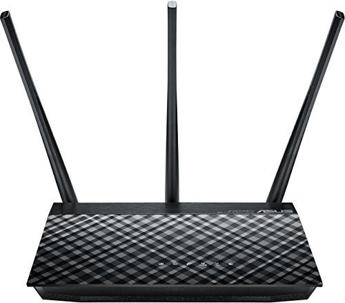 ASUS RT-AC53 - Router inalámbrico AC750 Dual-Band