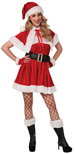 Santa's Sexy Helper Adult Sm