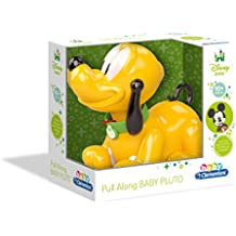 """Clementoni 14981 """"Pluto"""" Pull Along Toy"""