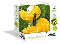Pluto, le chien de Mickey dans Disney va inciter bébé à se déplacer, à jouer et à s'amuser. Il bouge la tête, la queue, les oreilles et les pattes quand il avance. Ce chien à tirer va suivre votre enfant de partout.