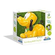 Clementoni - 14981 - Baby Pluto te suit partout - Disney - Premier age
