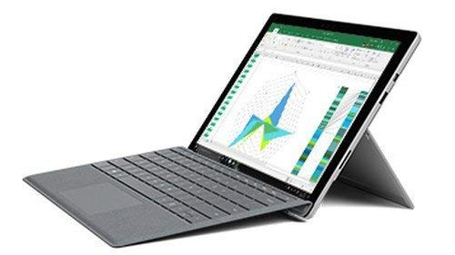 (CERTIFIED REFURBISHED) Microsoft Surface Pro (Core-i7 7th Gen/16GB/512GB/Windows 10 Pro/Integrated Graphics), Silver