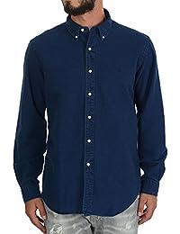 Ralph Lauren - chemise ralph lauren oxford noire