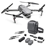 2018 DJI Mavic 2 Pro Fly More Combo, Drohne mit Hasselblad Kamera HDR Video Variable 20MP 1