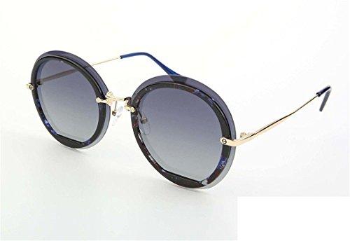 GUO Es ist Keine Box Sonnenbrillen Mode Trend in der weiblichen Sonnenbrille C