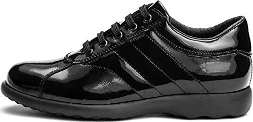 FRAU , Chaussures de marche nordique pour femme Nero