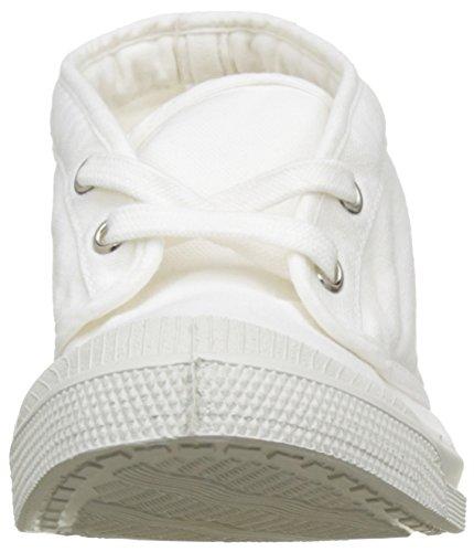 Bensimon Tennis New Nils, Baskets Hautes Femme Blanc (Blanc)