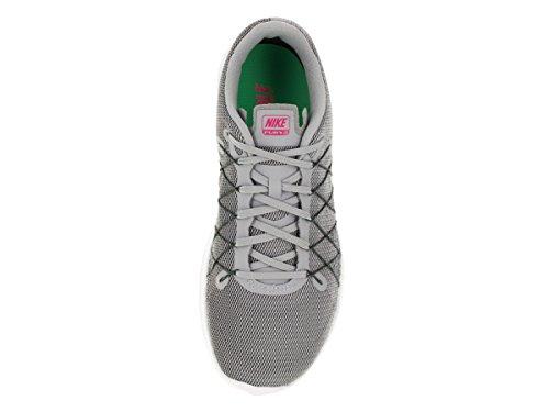 Nike Donna WMNS  Flex Fury 2 Scarpe Running Grigio (Gris (Wlf Gry / Hypr Pnk-Vltg Grn-Drk))