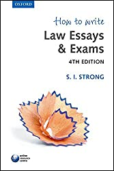 How to Write Law Essays & Exams
