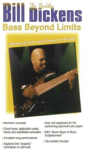 Preisvergleich Produktbild Bass Beyond Limits: Advanced Solo and Groove Concepts [VHS]