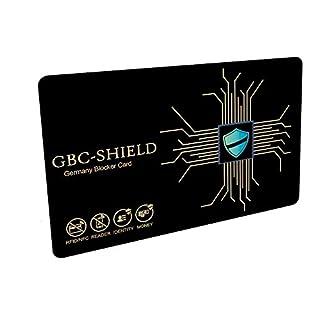 8529fecf1e508 Asenzat RFID Blocker Schutzkarte Karte