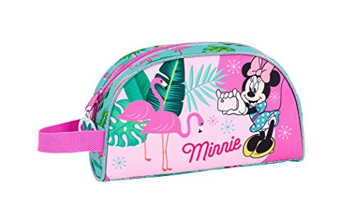 Minnie Mouse 'Palms' Oficial Neceser Grande, 260x160x90mm