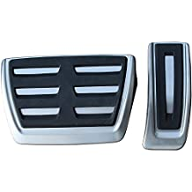 Audi 8W1064205Pedal Juego de tapacubos para A4/S4(B98W) Transmisión automática