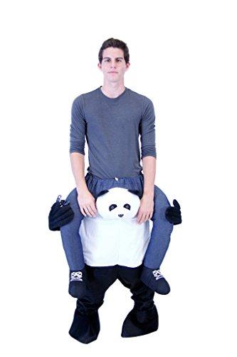 Piggyback Ride On PANDA Youth Costume (Youth) (Kung Fu Panda Halloween Kostüme)