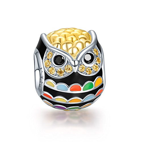 NinaQueen - Sapienza - Charms Bead da donna argento sterling 925