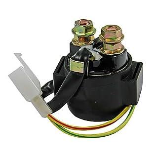 Anlasser Magnetschalter - 12V universal für Gilera SMT 50 EBS -05 ZAPG12A