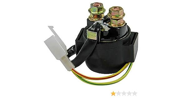 Anlasser Magnetschalter 12V universal f/ür Jackfox YY50QT-26