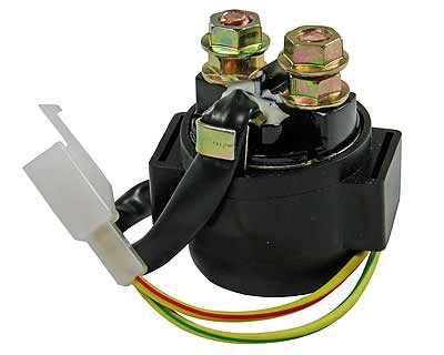 Anlasser Magnetschalter - 12V universal für SYM (Sanyang) Orbit 2 50 4T AC 09- AE05W -