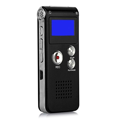 Ghost evp Digital recorder & speaker for enhanced audio playback