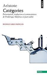 Catégories (bilingue grec-français)