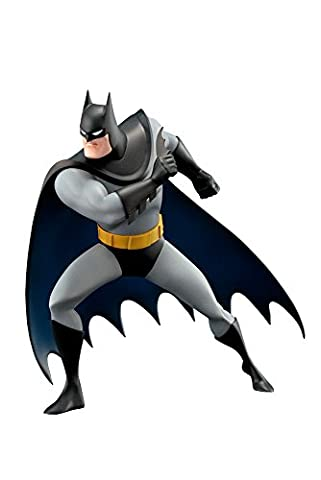 ARTFX+ DC UNIVERSE BAT MAN Animated 1/10 Scale PVC Painted FigureKOTOBUKIYA