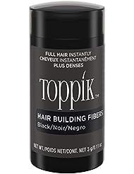 Toppik - Hair Fibers Black 3g