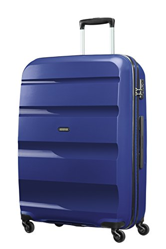 American Tourister - Bon Air - Spinner 75 cm, 91 L, Bleu (Midnight Navy)