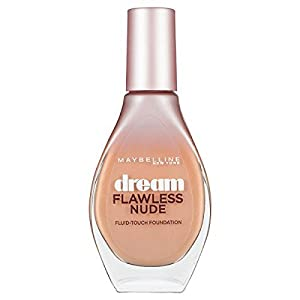 2 x Maybelline New York Dream Flawless Nude Foundation 20ml Sealed - 022 Natural