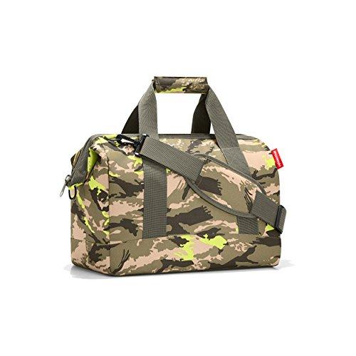 Reisenthel Sac de voyage, Motif camouflage (Multicolore) - MS5034