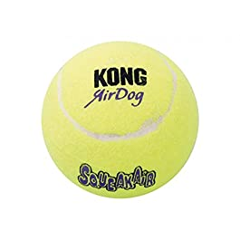 Kong Air Tre Small Breed Squeaker tennisbã € lle, Un Articolo