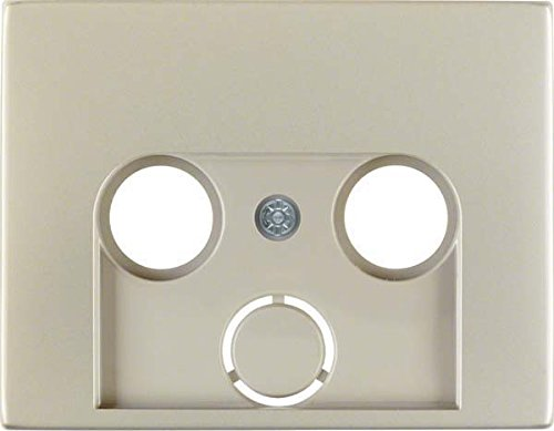 Price comparison product image Hager K5 – Dual Connector Plate for TRIPLE Steel