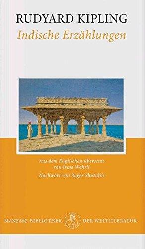 Buchseite und Rezensionen zu 'Indische Erzählungen' von Rudyard Kipling