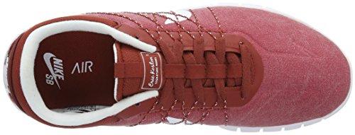 Nike Koston Max, Chaussures de Skate Homme Rojo (Dark Cayenne / White-Dark Cayenne)