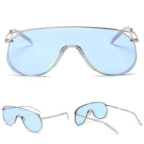 Szblk Hip Hop Sonnenbrillen Driving Sonnenbrillen Fashion Sonnenbrillen UV-Schutz Sonnenbrillen for Männer und Frauen Outdoor-Sonnenbrillen Angeln Sonnenbrillen Übergroße Vintage-Brillen