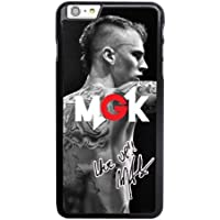 Apple iphone 6 6S plus (5.5 pollice) cover case, Generic Machine Gun Kelly Cover cover case for iPhone 6 6S plus (5.5 pollice) Nero Hard Plastic Phone cover
