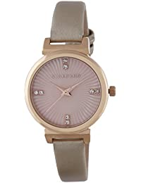 Giordano Analog Rose Gold Dial Women's Watch- 2871-05