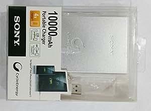 Sony CP-V10 10000mah Power Bank (White)