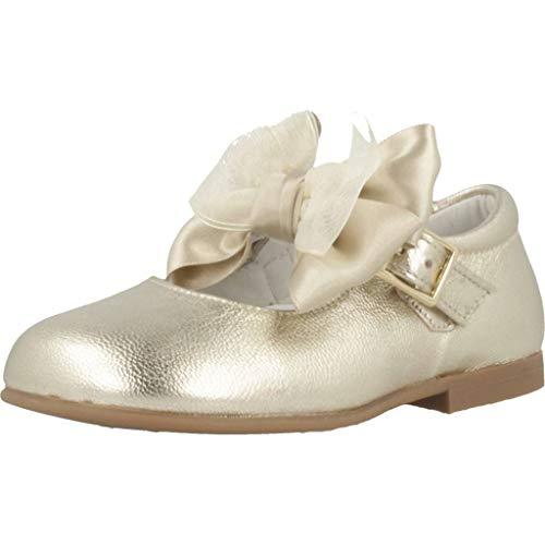 Landos Zapatos Ceremonia Ninas 30AE230 para Niñas Gold 21 EU
