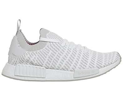 super popular 53a69 881aa Image indisponible. Image non disponible pour la couleur  adidas Basket  NMDR1 STLT PK - CQ2390 - Age - Adulte, Couleur - Blanc,
