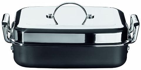 Tefal E90399 Jamie Oliver Cocotte et cuiseur vapeur28x34cm