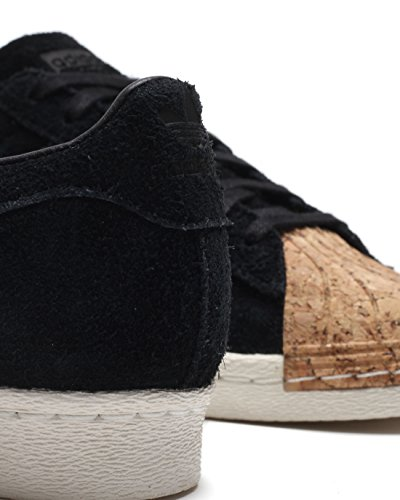adidas Originals Superstar 80s Cork W, core black-core black-off white core black-core black-off white