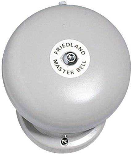 Friedland Industrieglocke 12 V, 100 dB, Grau
