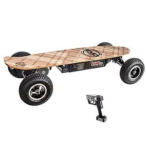 Evo Spirit Skateboard électrique  Cross1000 Brushless V3 + lithium24