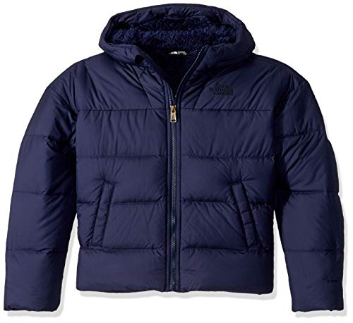 THE NORTH FACE Kinder Moondoggy Down JKT isolierte Daunen S Montague Blue (Micro Down North Jacke Face)