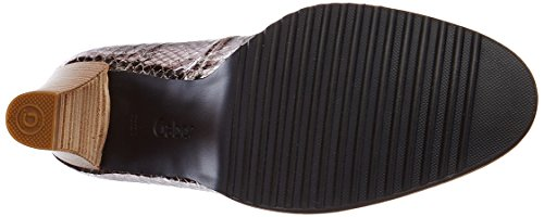 Gabor Shoes Comfort, Scarpe con Tacco Donna Grigio (anthrazit Ss/c/Ac 92)
