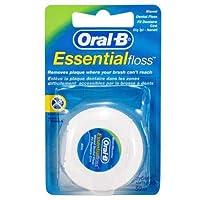 اورال-بي خيط تنظيف الاسنان بالنعنع