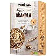 Verival Organic Spelt Granola 375g